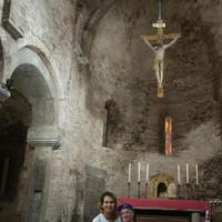 Равенна: базилика Святого Стафана