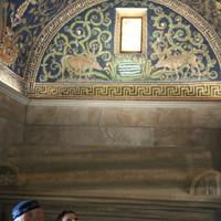 Равенна: мавзолей Галлы Плачиды