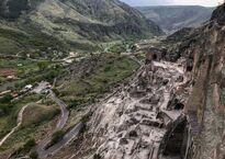 Монастырь и пещерный город Вардзиа