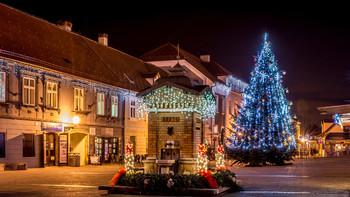 Хорватскую столицу Загреб в праздники посетило рекордное число туристов