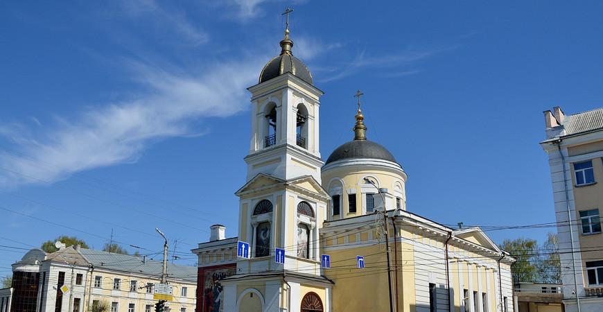Вознесенский собор Твери