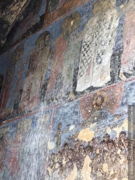 Скальный монастырь Вардзия