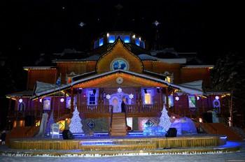 У Деда Мороза в Великом Устюге в новогодние каникулы побывали почти 30 000 туристов