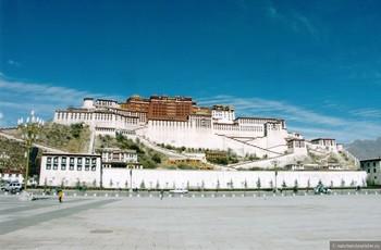 Тибет в 2018 году принял более 30 миллионов туристов