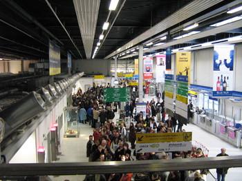 Туристов предупреждают о сбоях в работе шести аэропортов в Германии