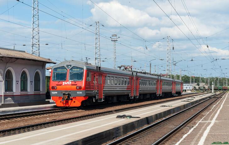 Поезд Барнаул — Новокузнецк