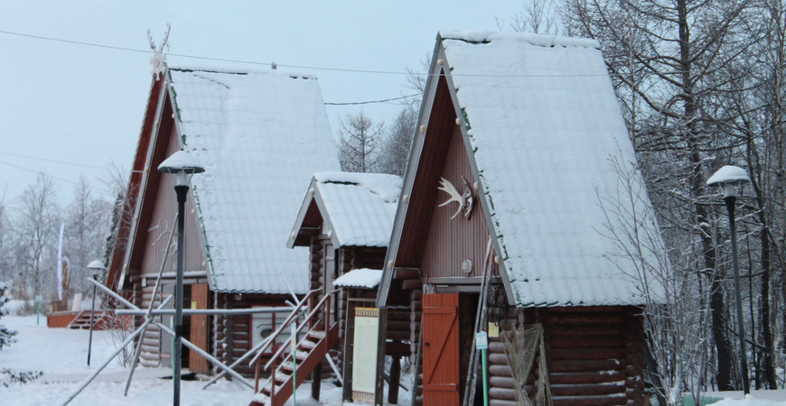 Резиденция Ямала Ири