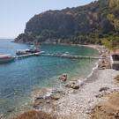 Пляж Амос