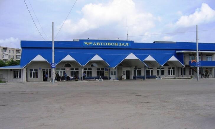 Автовокзал в Черкесске