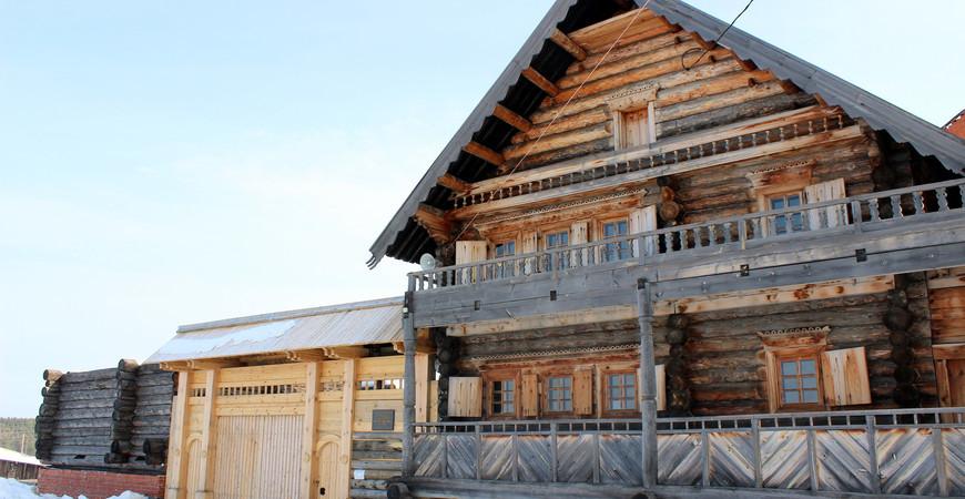 Музей-заповедник в Нижней Синячихе