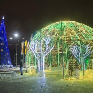 Ростов зимний, постпраздничный...