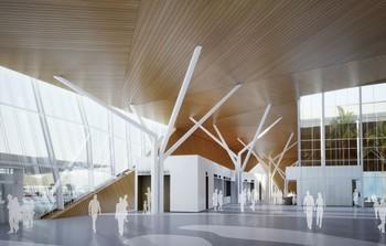Новый израильский аэропорт откроется через неделю