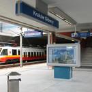 Главный ж/д вокзал Кракова