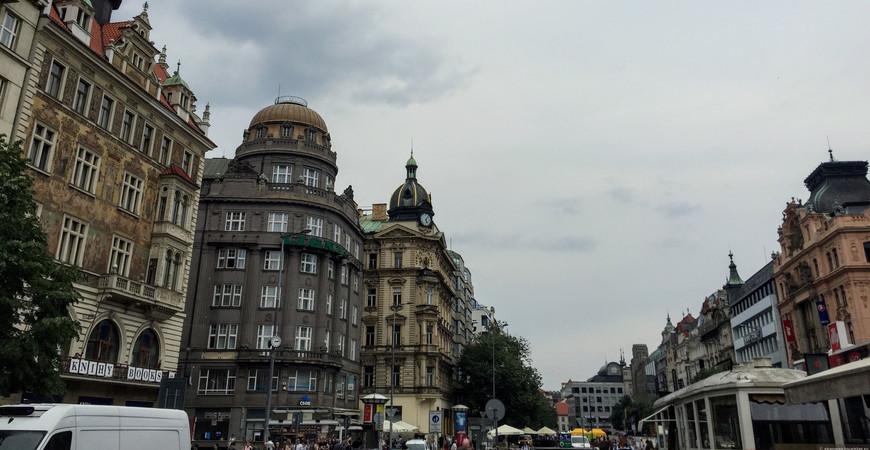 Новый Город в Праге (Нове Место)