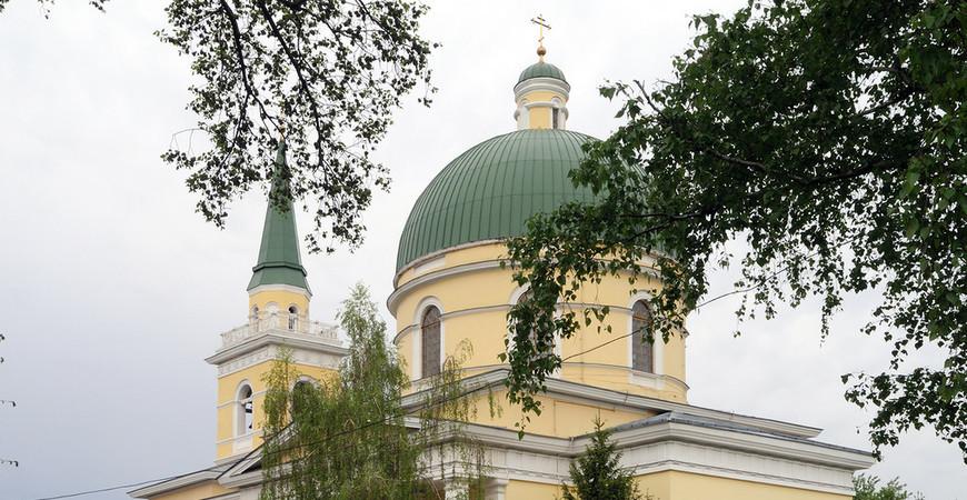 Свято-Никольский Казачий собор в Омске