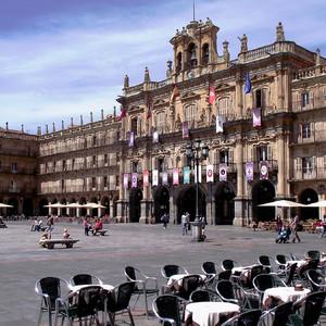 Саламанка (Salamanca) — город платереско