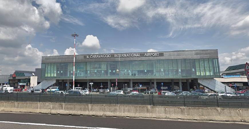 Аэропорт Милана в Бергамо «Орио-аль-Серио» имени Караваджо