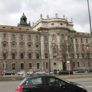 Мюнхен март 18