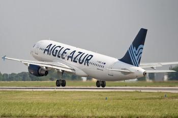 Французская авиакомпания полетит из Марселя в Москву