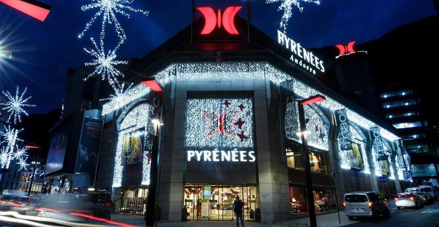 Торговый центр Pyrenees