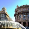 Генуя площадь Де Феррари - экскурсия