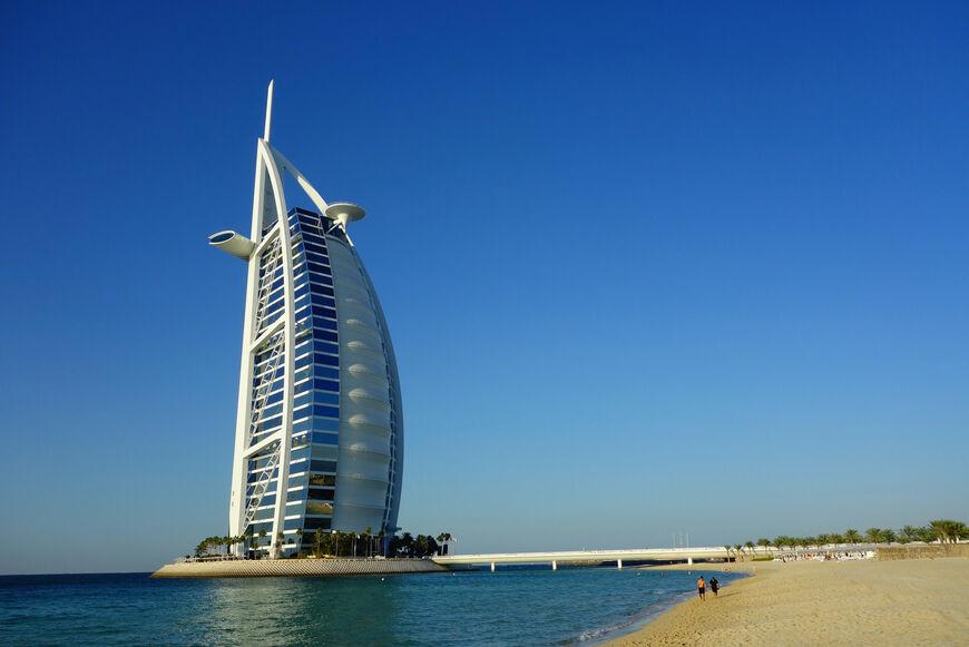 Отель Парус (Бурдж Аль Араб), Дубай