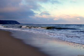 Немецкий снаряд времен войны выбросило на пляж в Калининградской области