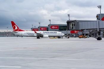 Названа дата перевода всех рейсов в новый аэропорт Стамбула