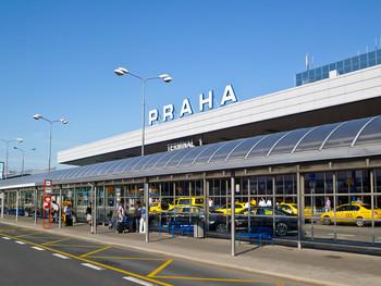 В аэропорту Праги открыли новую смотровую площадку