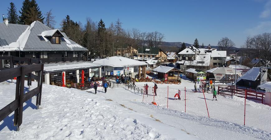 Объединение горнолыжных курортов «Ски Арена Крконоше»