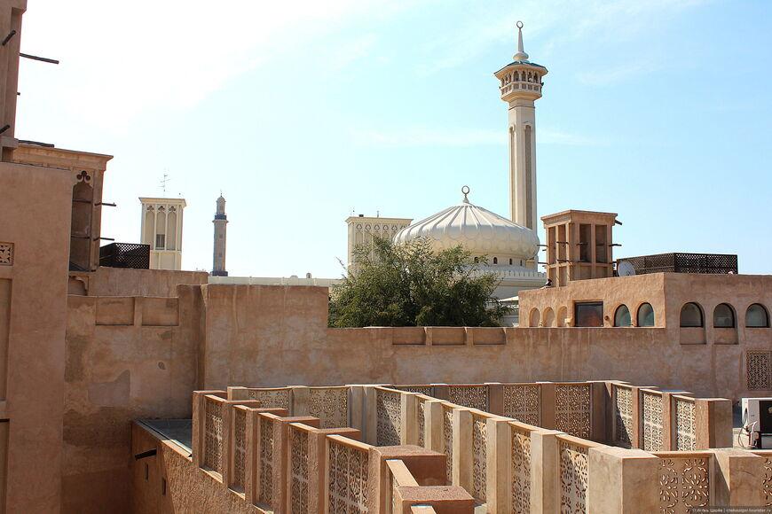 Дубай старый город