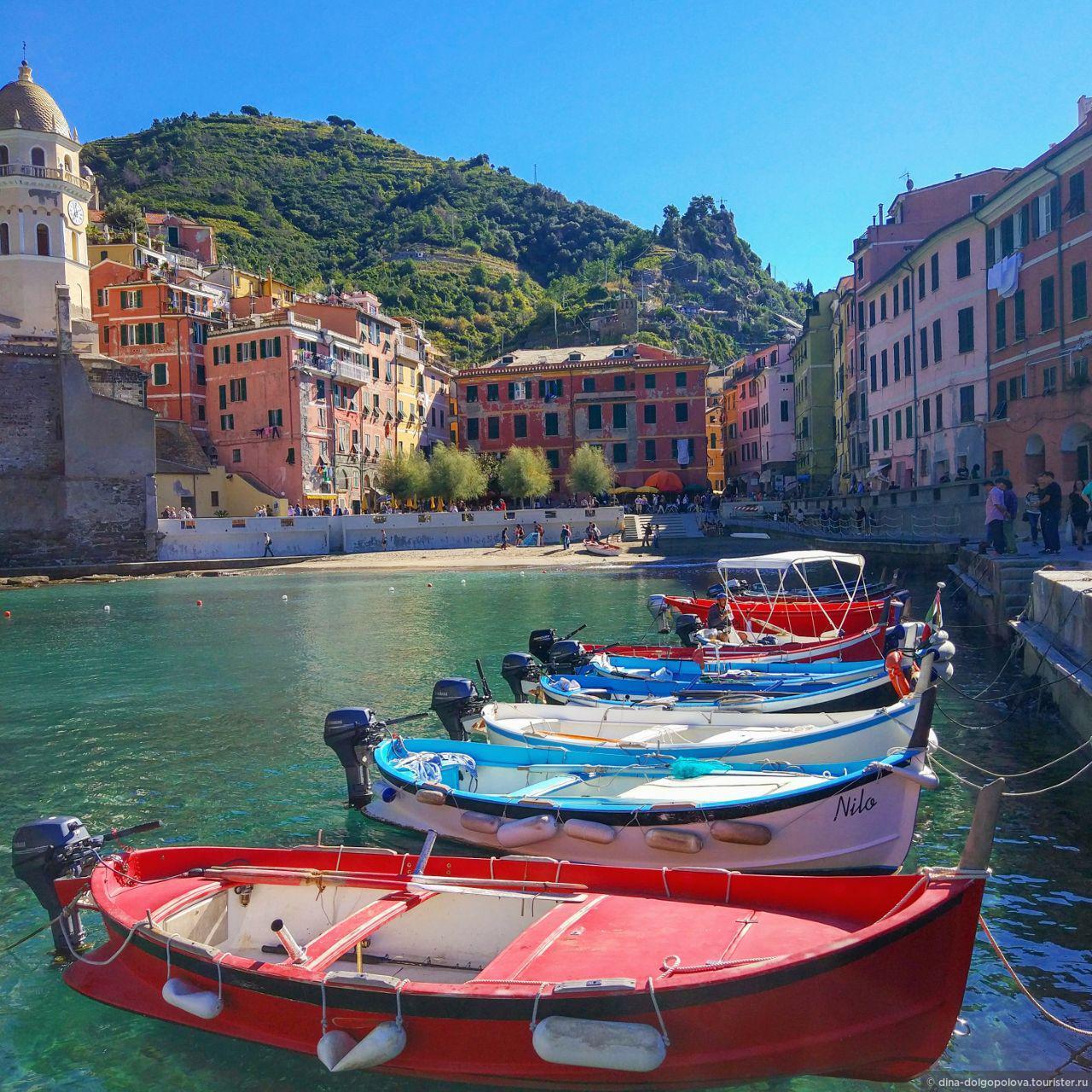 Dolce Vita! Тоскана и Чинкве Терре (Лигурия) в одном путешествии