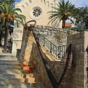 Рядом с Морским музеем находится церковь Святого Иеронима.