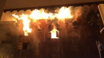 Пожар произошел на курорте Куршевель: есть погибшие и раненые