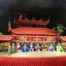 Кукольный водный театр в Хошимине