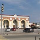 Ж/д вокзал Евпатории