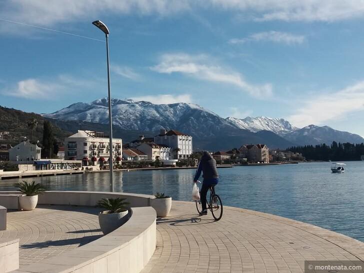 Как правильно выбрать место отдыха и размещение зимой в Черногории