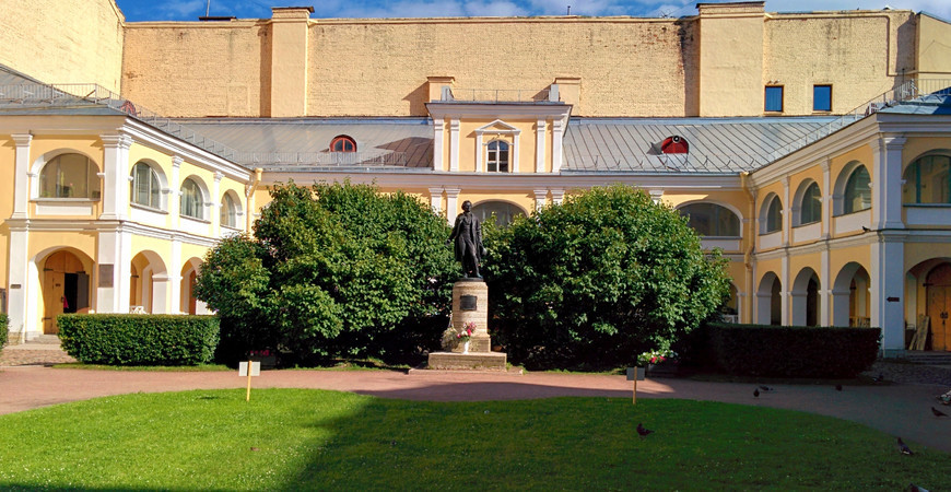 Музей-квартира А. С. Пушкина в Санкт-Петербурге