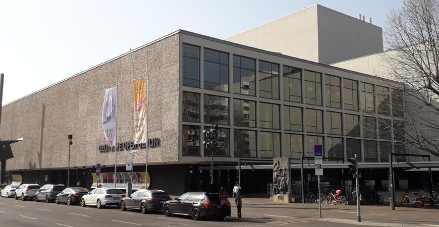 Немецкая опера в Берлине (Deutsche Oper Berlin)