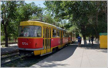 Транспорт Волгограда