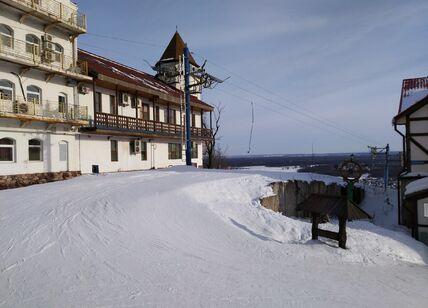 Горнолыжный курорт «Олимпик Парк»