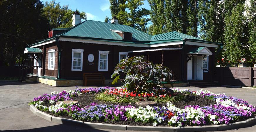 Дом-музей Г. В. Плеханова в Липецке