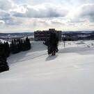 Горнолыжный центр «Снежный барс» (гора Воронина)