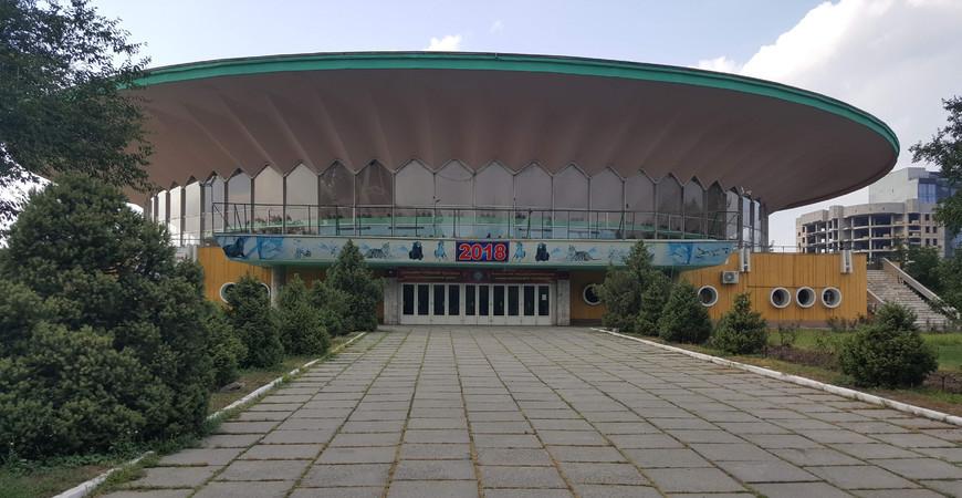 Цирк в Бишкеке