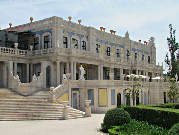 Национальный дворец Келуш