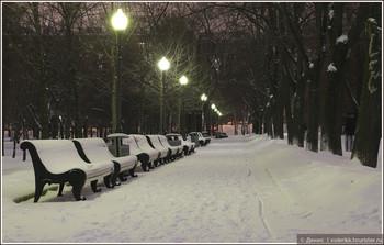 В Москве объявлен желтый уровень метеоопасности из-за снегопада