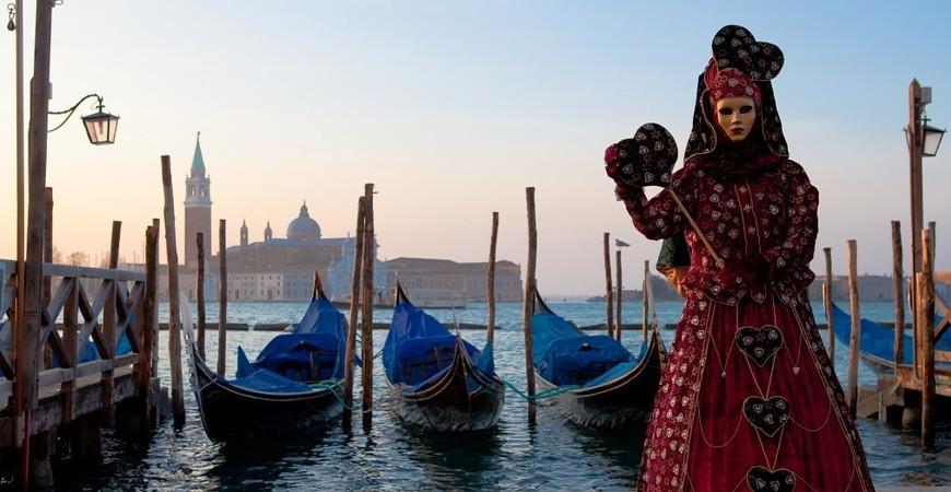 Карнавал в Венеции 2021