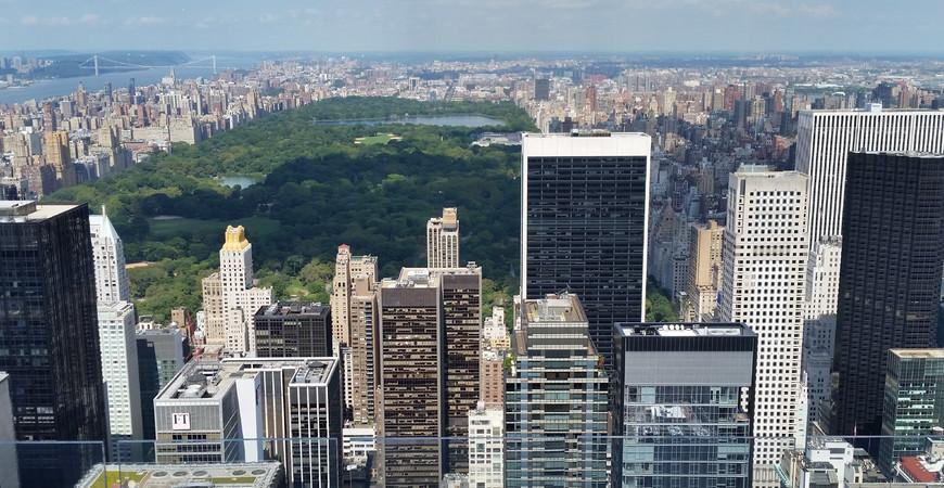 Центральный Парк Нью-Йорка (Central Park NYC)