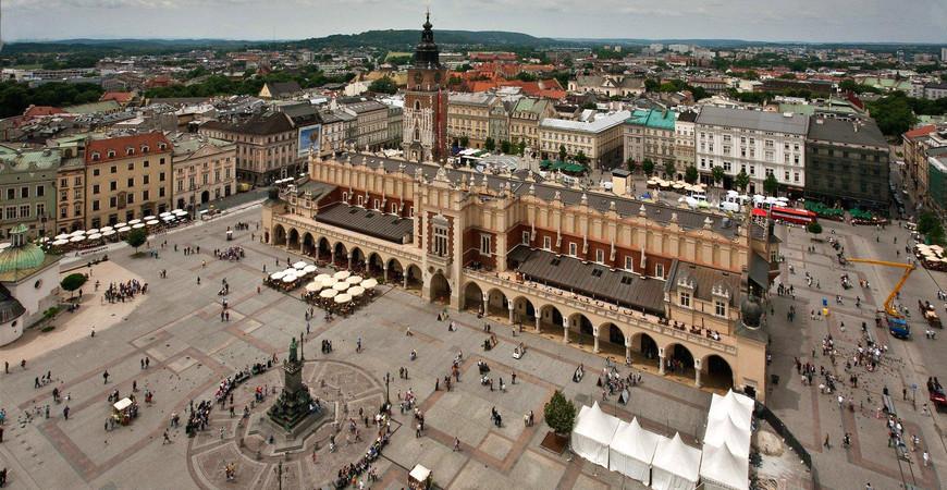 Старый город в Кракове (Stare Miasto w Krakowie)