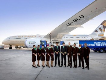 Пассажирский самолёт впервые пролетел семь часов на биотопливе